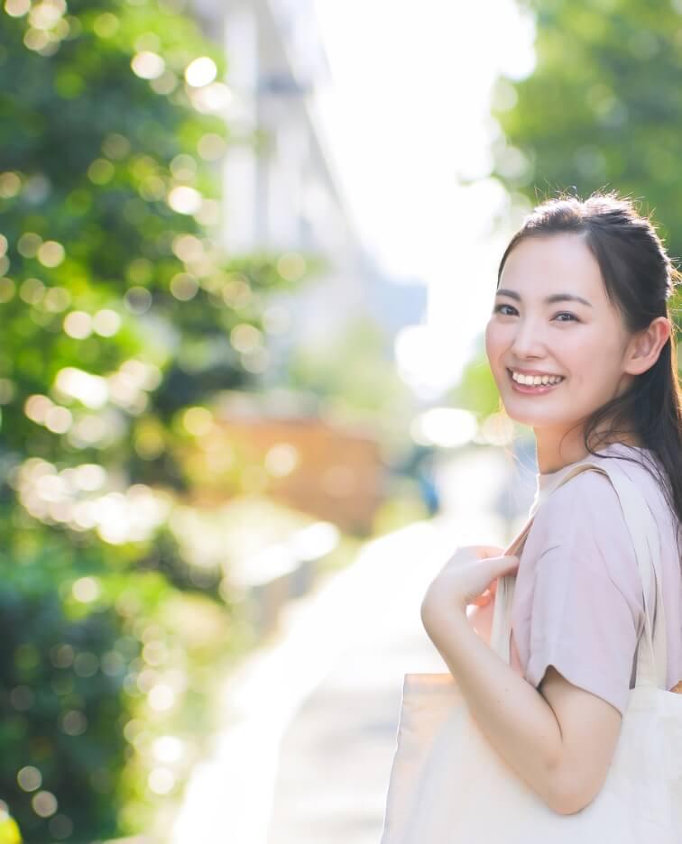 最高のおもてなし安心の技術で素敵な笑顔をサポートします